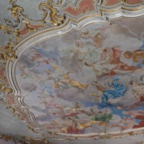 Roter Saal, Schloss Heidecksburg Deckengestaltung Im Stil Des Thüringischen  Rokokko 2017 Sichtung Vorhandener Unterlagen Und Ergänzende  Quellenforschung, ...